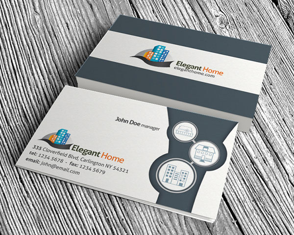15 outstanding free real estate business card templates show wp 15 outstanding free real estate business card templates colourmoves