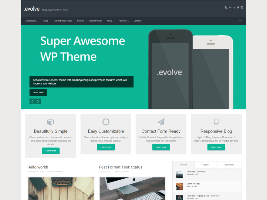 Set Up Your Own Community with Free BuddyPress Themes - Show WP