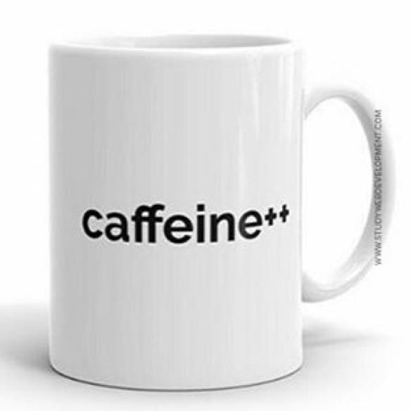 Web Developer Coffee Cup