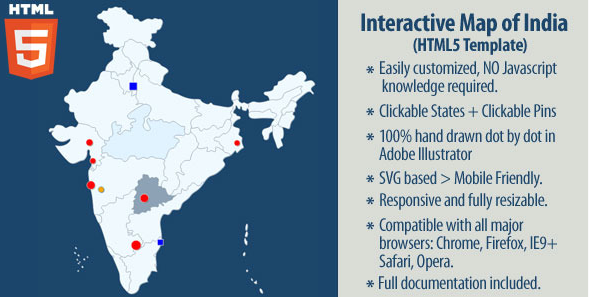 20 powerful html5 interactive world map examples show wp interactive map of india gumiabroncs Image collections