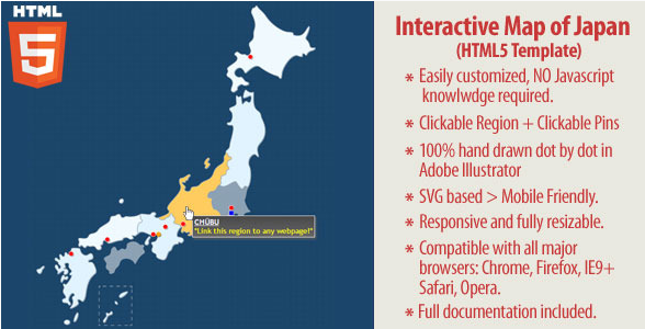 20 powerful html5 interactive world map examples show wp interactive map of japan gumiabroncs Images