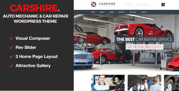CarShireAutoMechanic