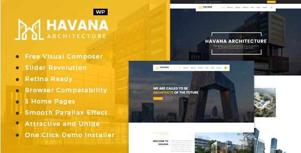 HavanaArchitecture
