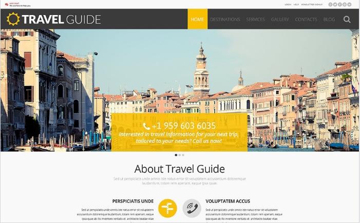 TravelGuideWordPress