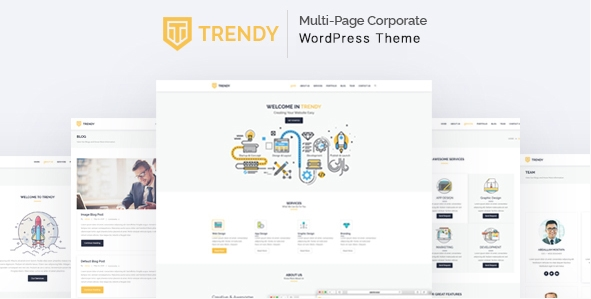 TrendyMultiPage