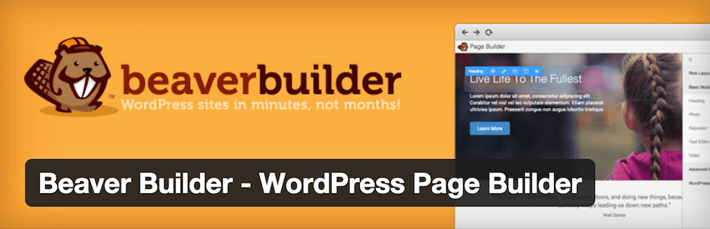 Beaver Builder – WordPress Page Builder