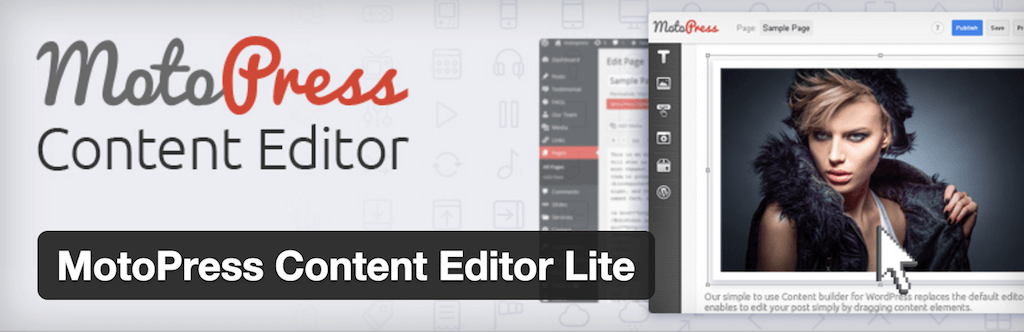 MotoPress Content Editor Lite
