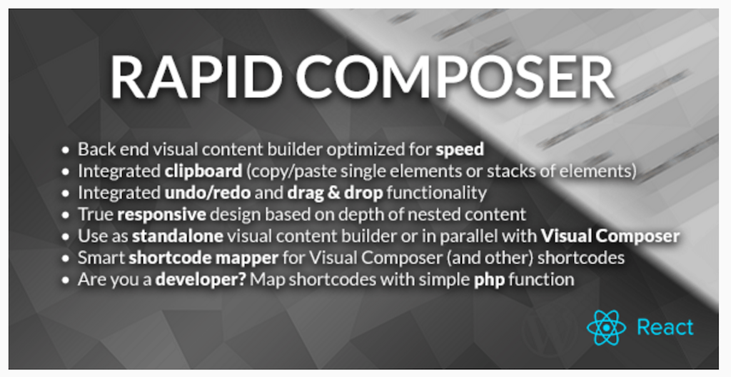 Rapid Composer