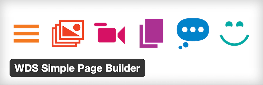 WDS Simple Page Builder