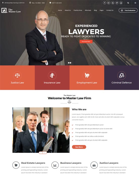 Master Law Agency