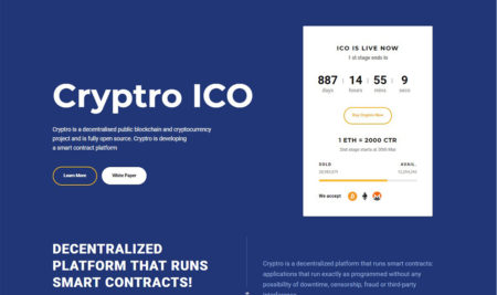 15+ Trending CryptoCoin, ICO & Cryptocurrency WordPress Themes 2019