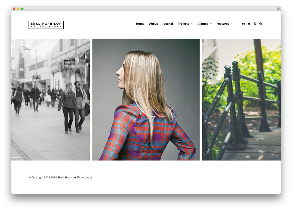 30+ Building Website site for photography using Photography