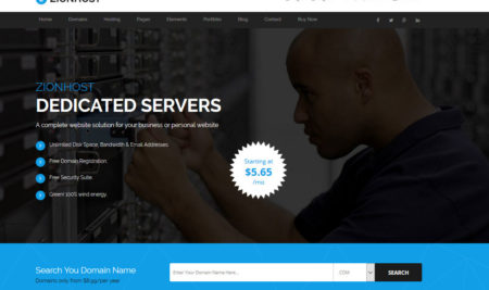 15+ New Hosting WordPress with WHMCS Support