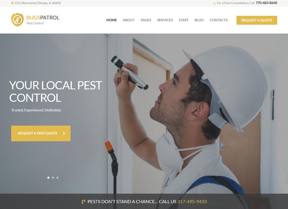 BugsPatrol