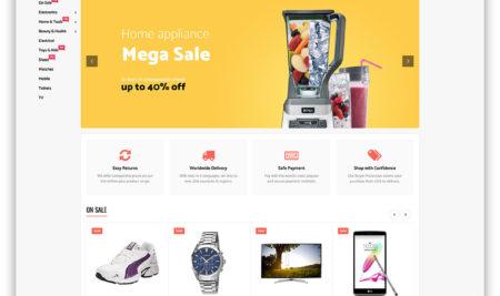 25+ Gadget Technology WooCommerce WordPress Themes